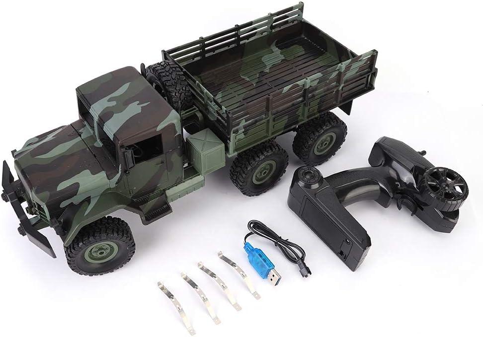Voluxe Coche eléctrico 1 pieza con luz LED RC Coche juguete para niños