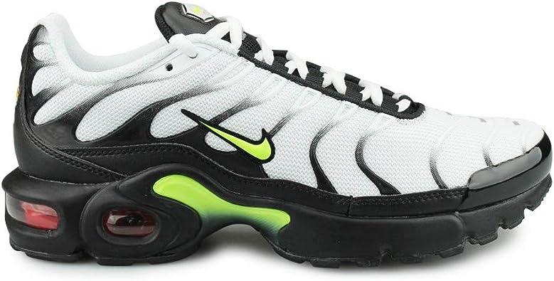 Nike Air Max Plus TN RF Junior Blanc