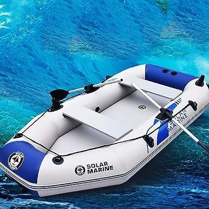 SHZJ Kayak Inflable para 4 Personas,Accesorios para Kayak ...