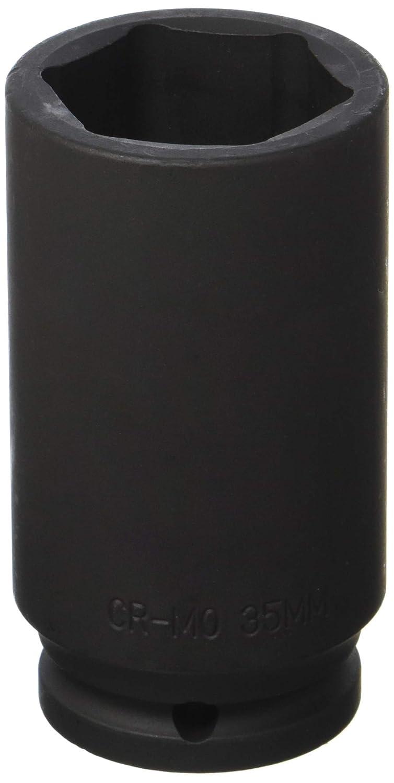 Sunex 2806 1/2-Inch Drive 35-mm Deep Spindle Nut Impact Socket