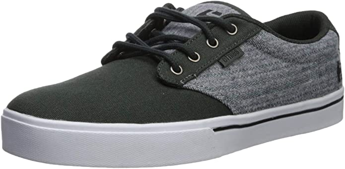 Etnies Jameson 2 Eco Sneakers Skateboardschuhe Green Heather (Grün/Grau)