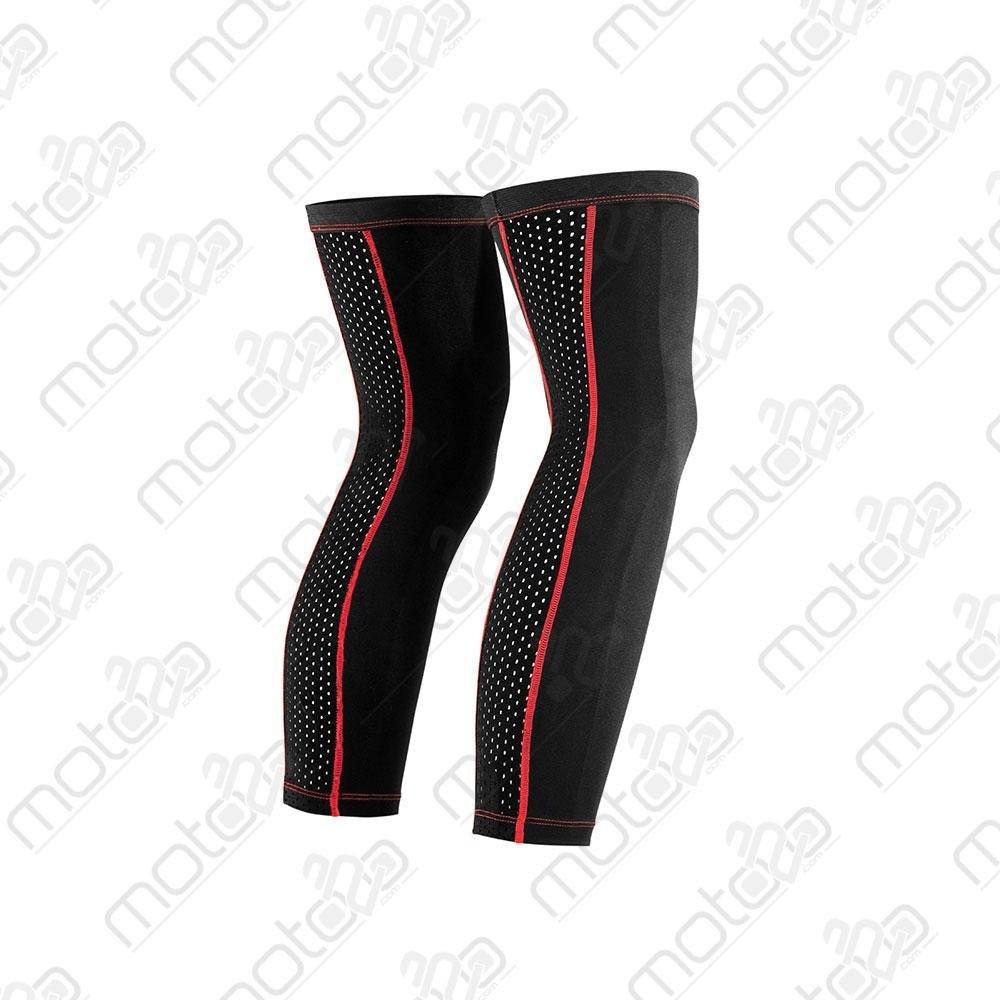 Acerbis 0016947.090 Gambale Protettivo Ginocchiera X-Strong, Nero