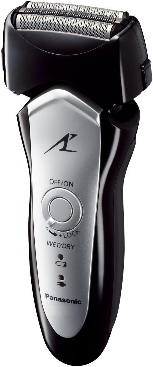 【パナソニック】 ラムダッシュ メンズシェーバー 3枚刃 お風呂剃り可 黒 ES-AST2A-Kのサムネイル