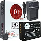 DOT-01 Brand Fujifilm X-A5 Battery for Fujifilm X-A5 Mirrorless and Fujifilm X-A5 Battery Bundle for Fujifilm NPW126 NP-W126