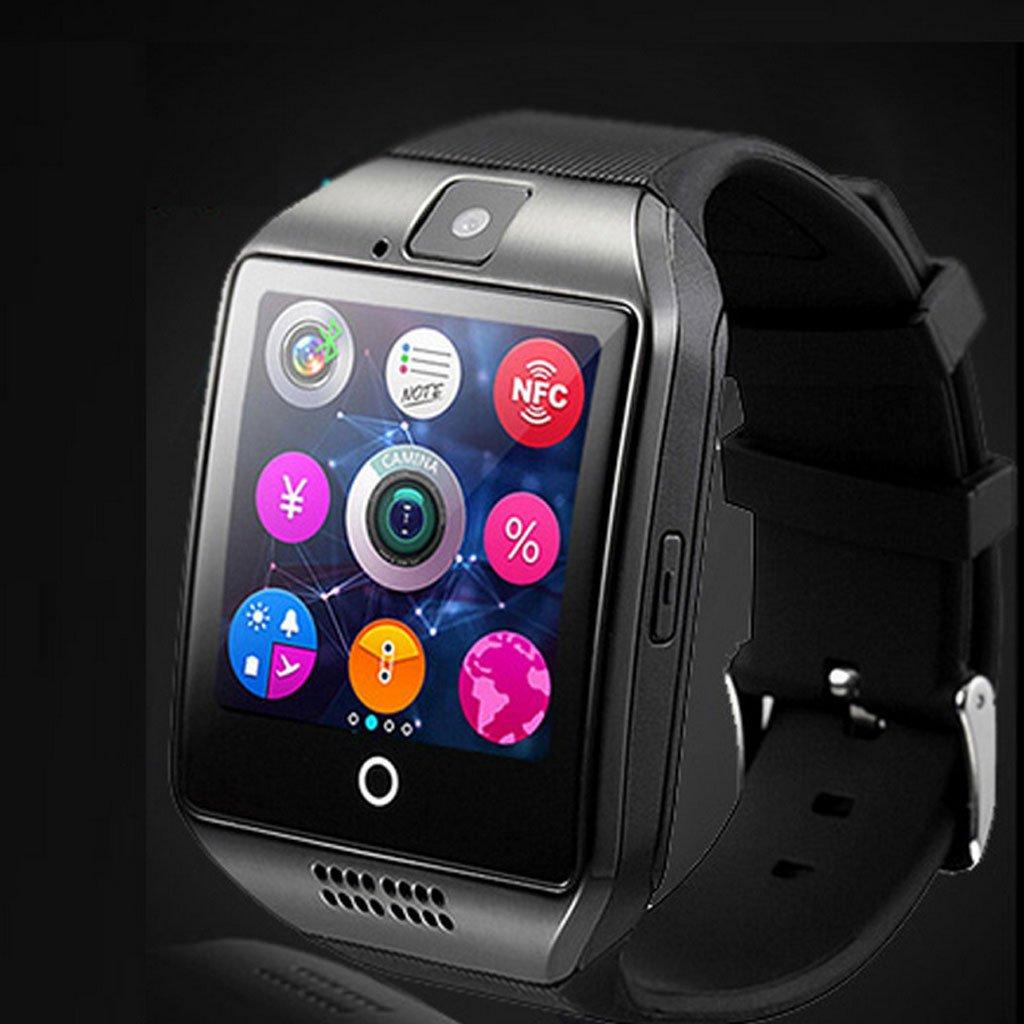 Z-YF Pulsera Inteligente Reloj Elegante Reloj de Pantalla de Alta Gama Curvo de sueño monitorización Reloj Inteligente portátil Inteligente Reloj Bluetooth.