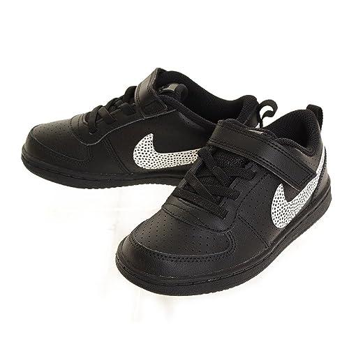 Nike Court Borough Low (TDV), Zapatillas de Baloncesto Unisex niño ...