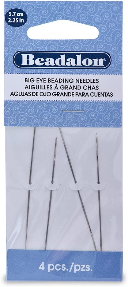 Beading Needles Size 10 25 Pack