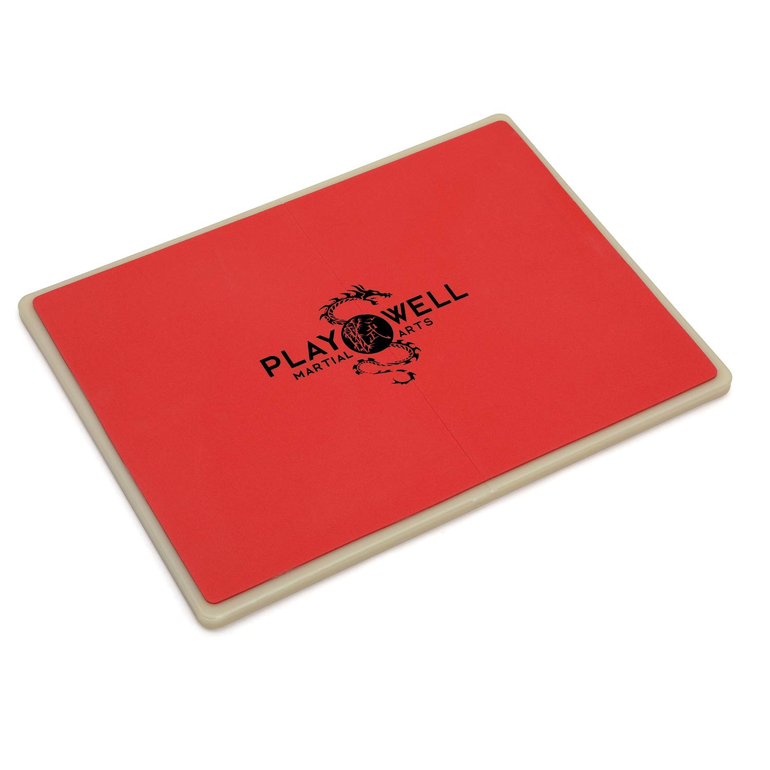 Playwell Martial Arts Childrens Break/Smash Rebreakable Boards - Red by Playwell