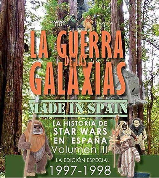 La Guerra De las galaxias Made In Spain Vol 3: Amazon.es: Gracia Jose, Gracia Jose: Libros