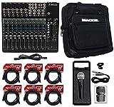 Mackie 1402VLZ4 14-Ch. Compact Pro Studio...