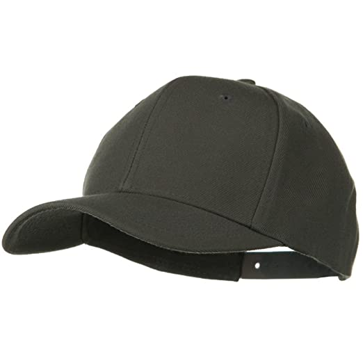 e3d50e60cb8601 Image Unavailable. Image not available for. Color: OTTO Solid Wool Blend  Prostyle Snapback Cap ...