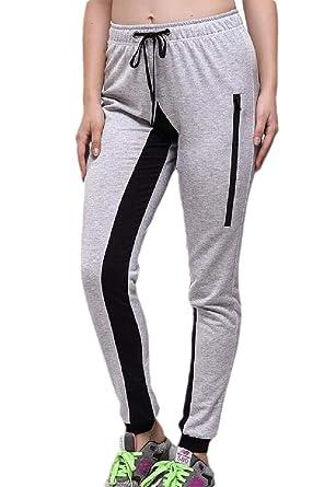 BingSai - Mallas de Yoga para Mujer con cordón en la Cintura ...