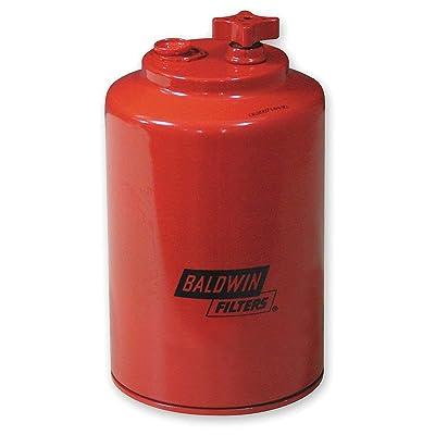Baldwin BF1256 Heavy Duty Diesel Fuel Spin-On Filter: Automotive