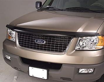 Auto Ventshade 21643 Hoodflector Dark Smoke Hood Shield for 2002-2009 Chevrolet Trailblazer