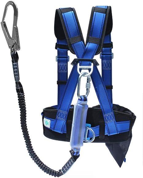Q&Z - Protector de arnés de Seguridad para Escalada, Alpinismo y ...