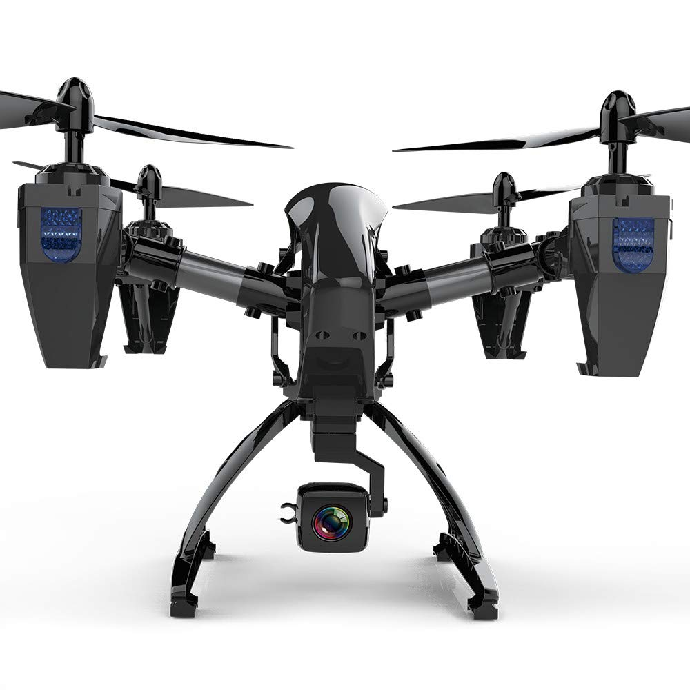 Bescita JD-11 2.4Ghz 4CH 6-Achsen-Gyroskop RC Quadrocopter Spielzeuge 2MP HD RTF Stabil Kopflosmodus Drohne Ohne Kamera Ferngesteuerte Flugzeuge