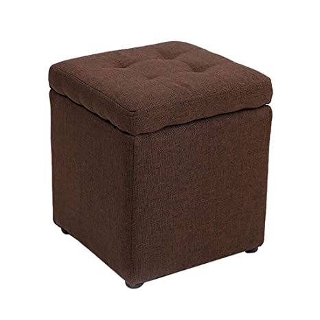 Stupendous Amazon Com Change Shoe Bench Storage Stool Wooden Cloth Andrewgaddart Wooden Chair Designs For Living Room Andrewgaddartcom
