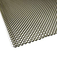 Midwest Hearth Fireplace Screen Mesh Cur...