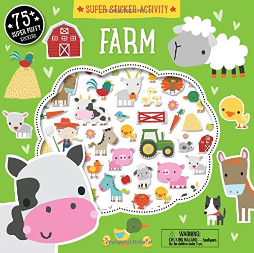 Super Sticker Activity Dawn Machell product image
