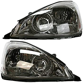 Prime Choice Auto Parts KAPVW10086A1PR Headlight Assemblies Pair