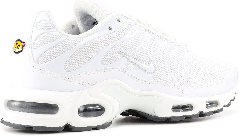 air max plus white