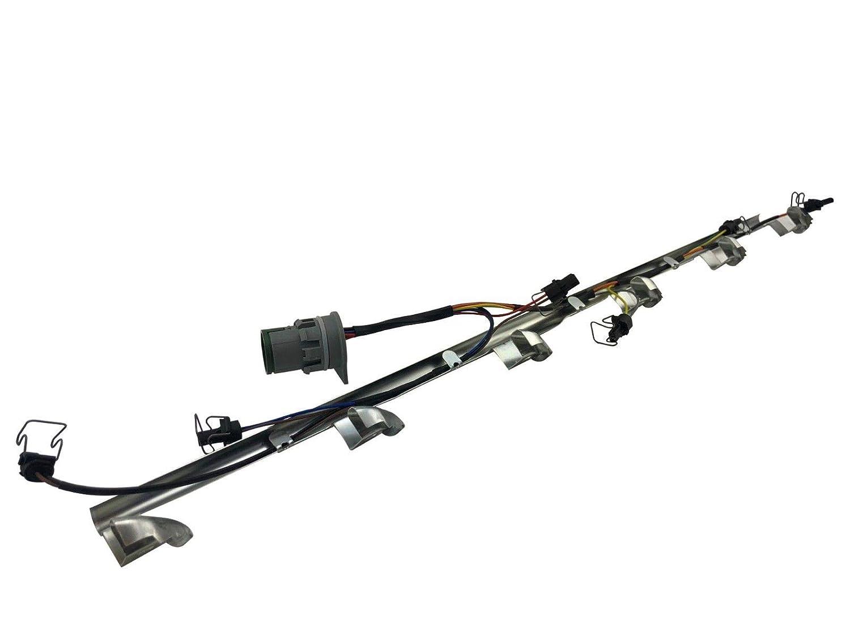 2000 jeep grand cherokee fuel injector wiring harness dt466e injector wiring harness diesel fuel injector harness kit navistar dt466e i530 ...
