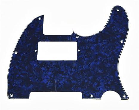 kaish Blue Pearl guitarra pastilla Humbucker para guitarra ...