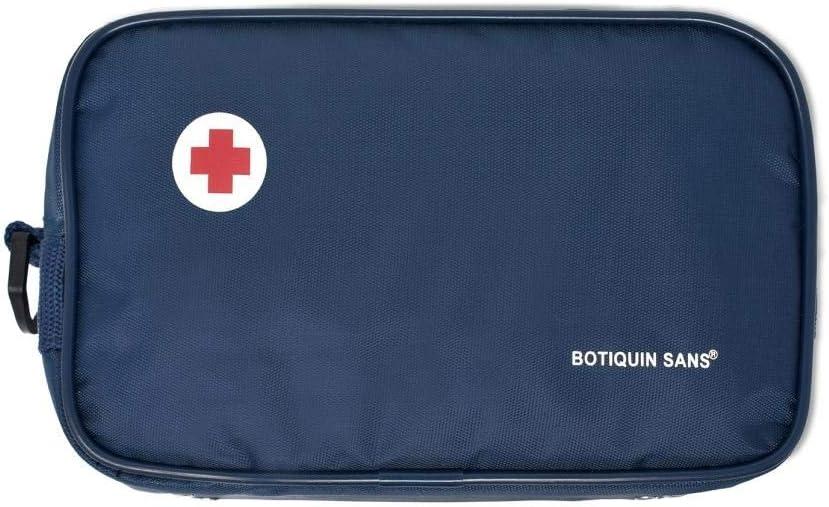 Botiquín de primeros auxilios Deportivo Nylon BAG (alcohol, agua oxigenada, pinzas, tijeras.): Amazon.es: Salud y cuidado personal