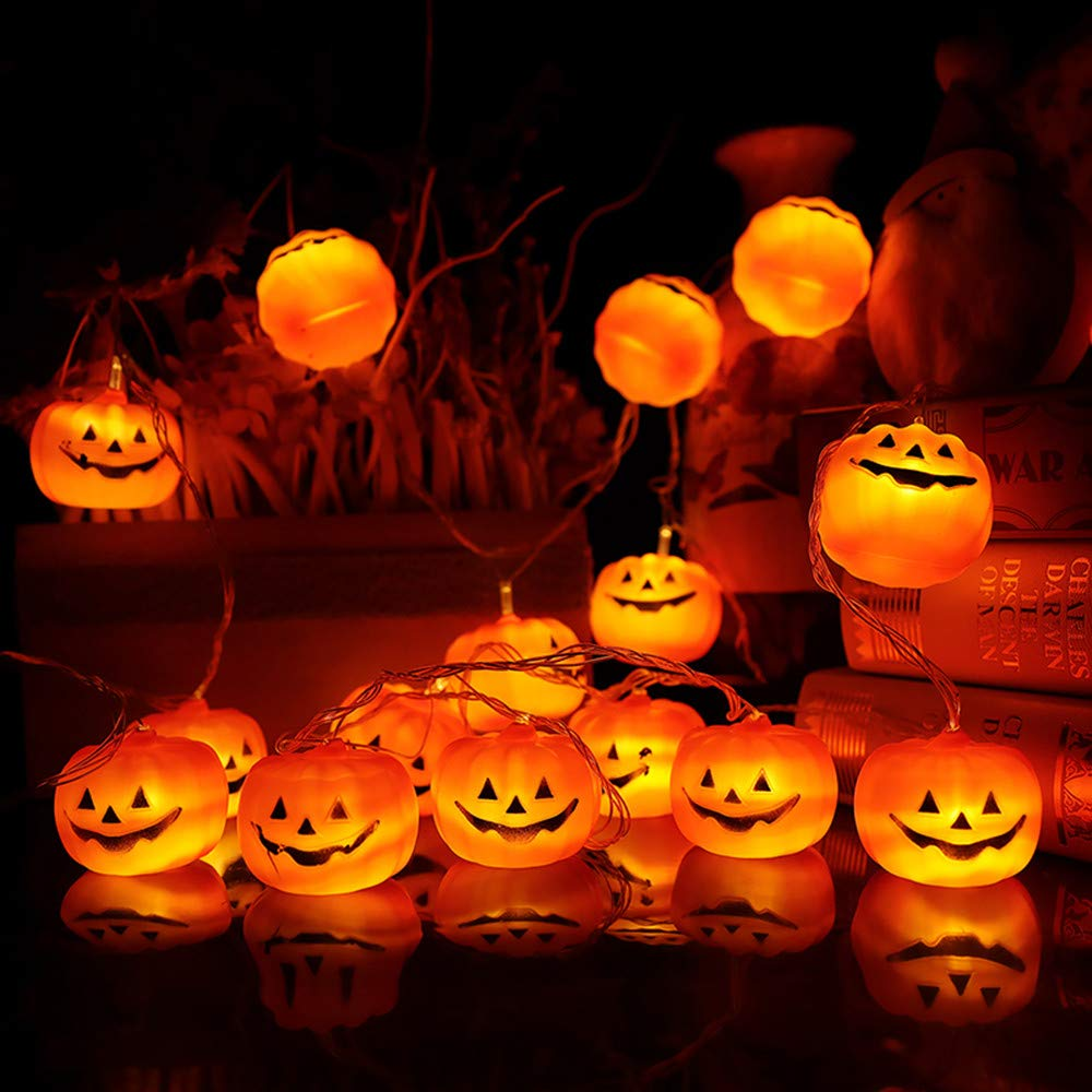 Halloween Lights KALENI Battery Operated Outdoor String