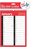 2019 Calendar and Planner Month To View/Week to View (A4 Extra Wide 2 Column Month To View)