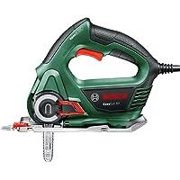 Bosch EasyCut 50 - Sierra (Tecnología NanoBlade, hoja de sierra, tapa protectora,…