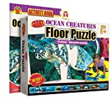 Brighter Child Ocean Life Book and Puzzle Combination Pack, School Specialty Publishing, 0769658040