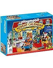 """PLAYMOBIL Christmas -70188 Adventskalender """"Jul i leksaksaffären"""""""
