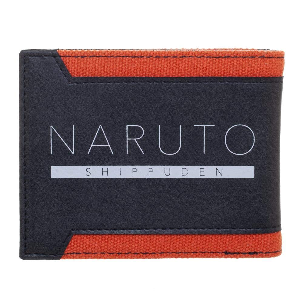 Naruto Shippuden - Hero Collection plegable Monedero: Amazon ...