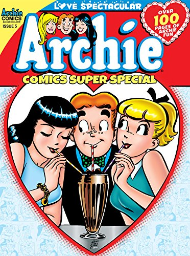 Archie Comics Super Special Issue 5 Love Spectacular