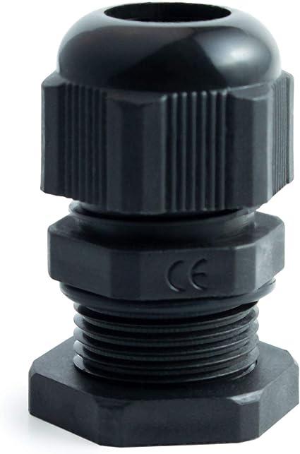 "Stinger PG12 4-Gauge AWG Grommet Firewall Bushing Car Audio Power Wire 7//8/"" Hole"