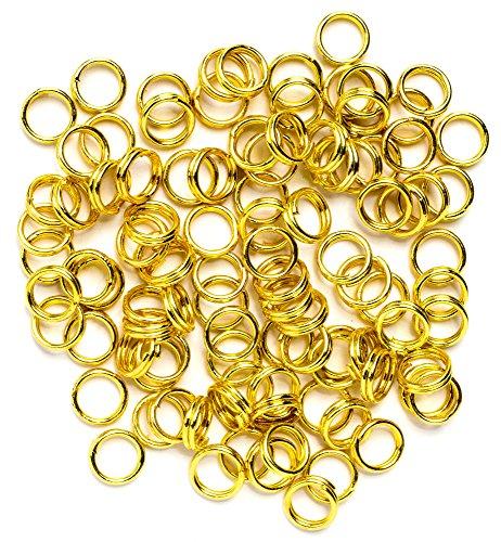 6 mm split rings - 5