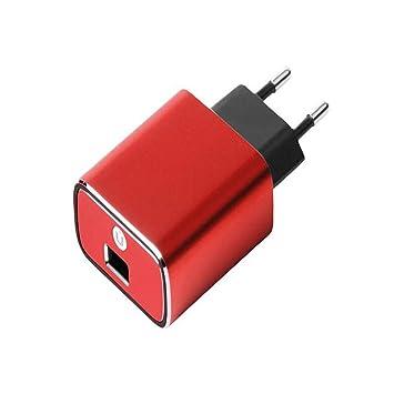 TLC LTC USB 3.0 3A - Cargador rápido, Color Rojo: Amazon.es ...