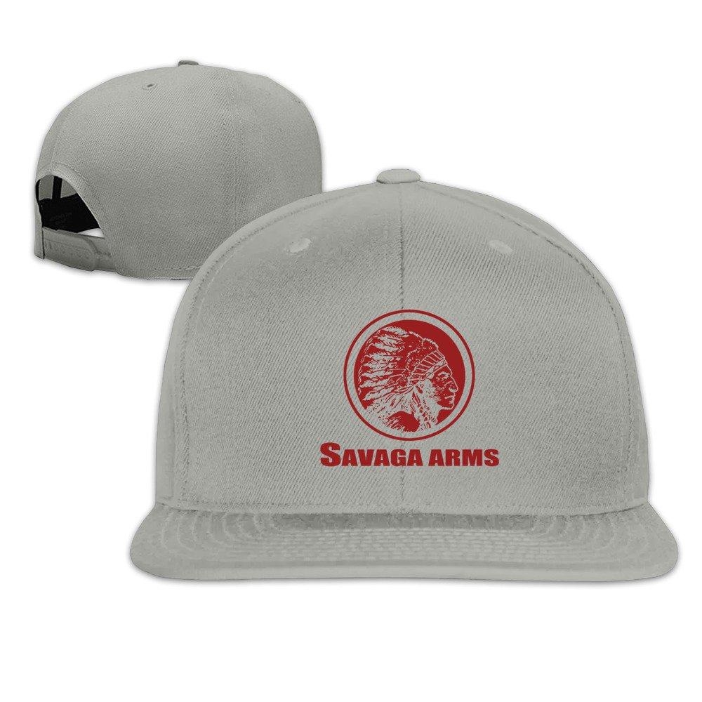 Amazon.com  Savage Arms Hat Unisex-Adult Hip-Pop Snapback Cap Ash  Clothing bf0dbf30244