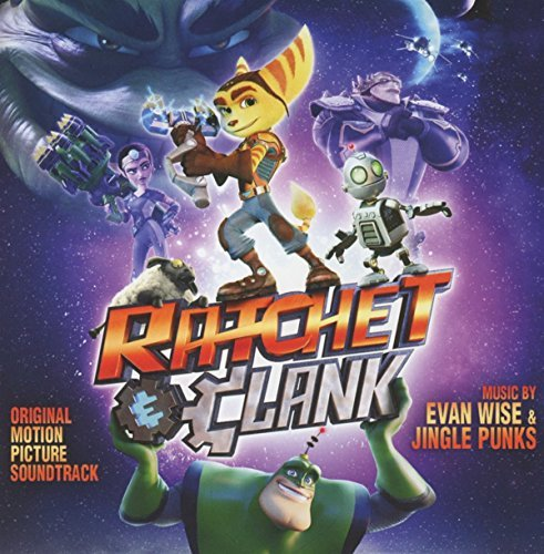 Ratchet & Clank by EVAN& JINGLE PUNKS WISE (2016-08-03)