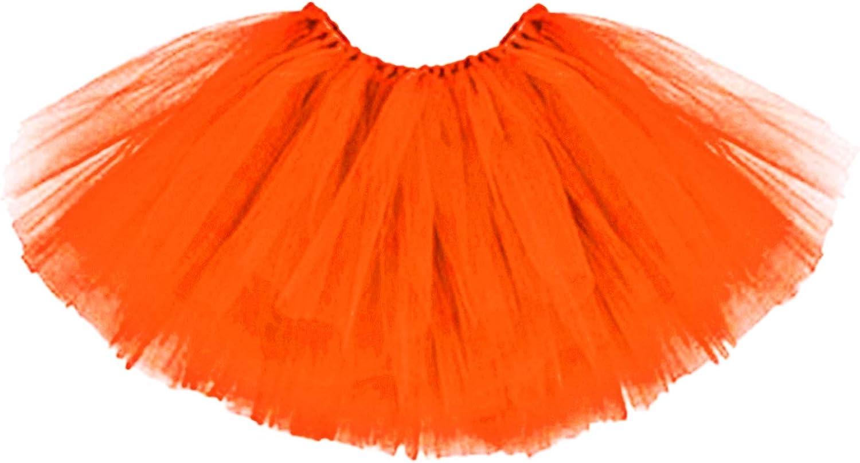 T/üt/ü Tutu Ballettrock T/üllrock Petticoat Ballettkleid Rock Ballett T/üt/üs 3 Lagig Erwachsene