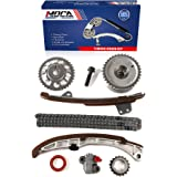 MOCA Timing Chain Kit for 04-06 Scion XA /& 05-06 Scion XB /& 04-05 Echo /& 06-15 Yaris 1.5L with VVT Intake Adjuster Actuator