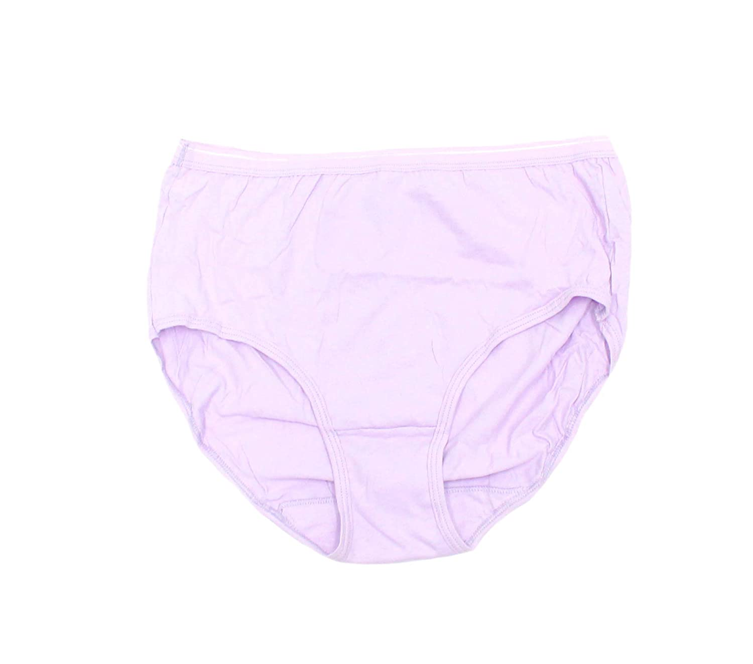 6 Pack Fruit of the Loom Plus Size Fit for Me Womens Heather Briefs