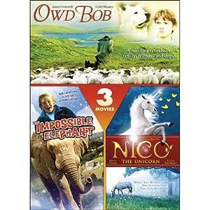 Owd Bob & Nico the Unicorn & Impossible Elephant [Import]