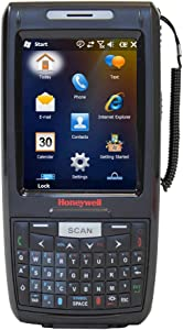 Honeywell Dolphin 7800, Wireless Mobile Computer (802.11a/b/gn, Bluetooth, HI-D, Camera, 256/512, WEH 6.5, Ext. Battery) 7800L0Q-0C611XEH