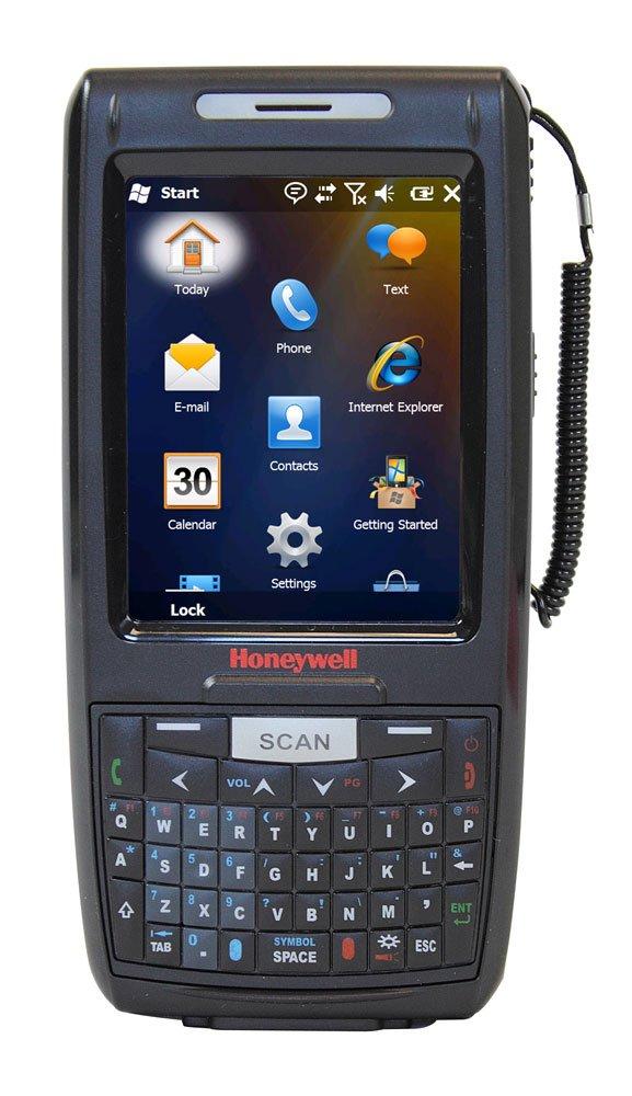 Honeywell Dolphin 7800 Wireless Mobile Computer (802.11abgn, Bluetooth, Standard Range Imager, QWERTY, CAM, WEH 6.5, En