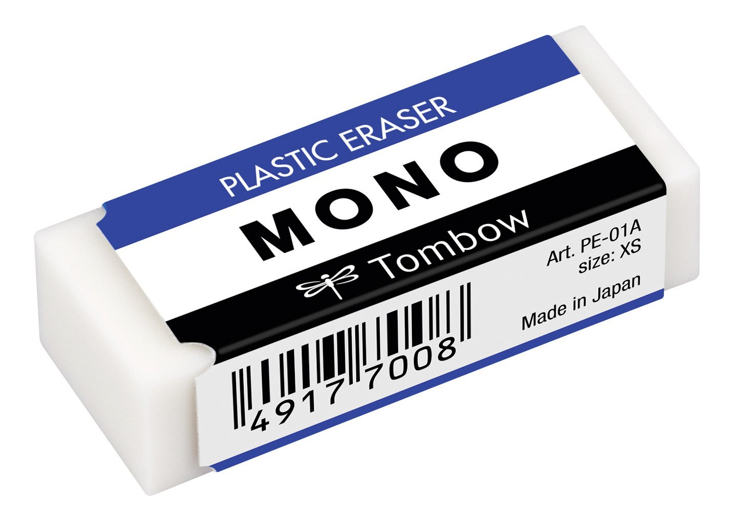 Tombow PE 3.6V 700mAh Eraser Mono XS PVC 11 g