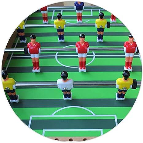 Hh001 Mesa de fútbol Mesa de Billar Juegos de Mesa Instalación Gratuita de la Mesa de fútbol Juego de Rompecabezas Juguetes de niños Juguetes para niños de más de 5 años Regalo