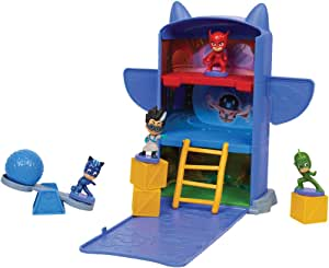PJ Masks Fold N Go Headquarters