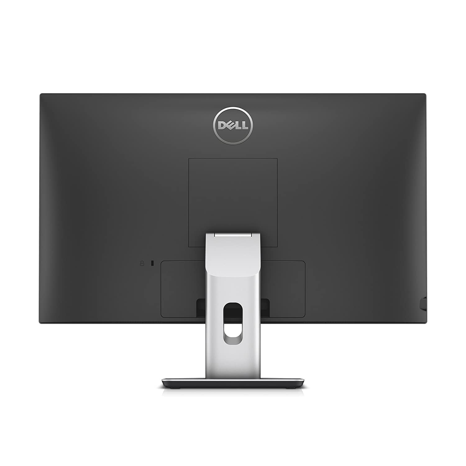 how to get rid of black border on dell monitor